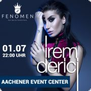 Irem Derici live in Aachen